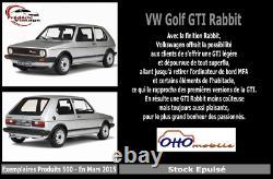 Ottomobile 118 Volkswagen Golf Gti Rabbit Ref Ot563 No.240 / 500 Otto Pcs