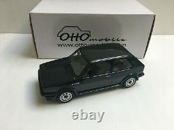 Ottomobile Ot551 Vw Golf I Gti 16s 1/18 Otto Car Miniature Collection