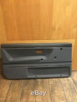 Panel 191867011 Door Door Trim Panel Left Vw Golf Gti Mk2 16 S