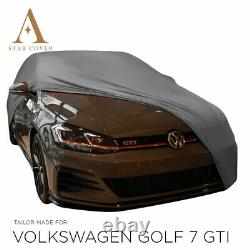Protection Bche Compatible With Volkswagen Golf 7 Gti For Grey Interior