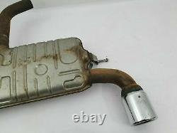 Rear Exhaust Silent For Vw Golf VII Gti 5q6253611