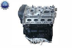 Reissued Vw Engine Volkswagen Golf VI 2.0gti 155kw 210ps Cczb 2009-12 E4 /