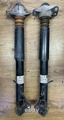 Right Rear Shock Absorber And Left Vw Golf Gti 6 1k0512010h 1k0512009h