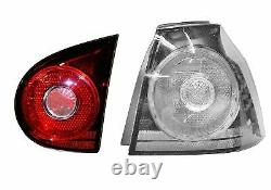Set Back Lights Volkswagen Golf V / 5 Gt Gti Gtd R32 Kit 4 Feux Neufs