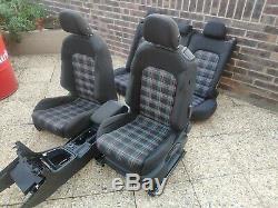 Siege Interior Upholstery Golf Gti 7 3 Doors