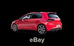 Slip On (titanium) Akrapovic Volkswagen Golf (vii) Gti Fl Performance (180 Kw)