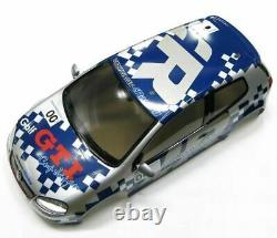 Tamiya Volkswagen Golf Gti Cup Car Painted Body Change With / Led Tt-01e