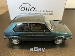 Volkswagen Golf 1 Gti Pirelli Verde Ot565 Otto 118