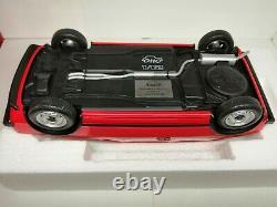 Volkswagen Golf 1 Gti Red Otto 1/12 G013 Rare Piece 0000/1500