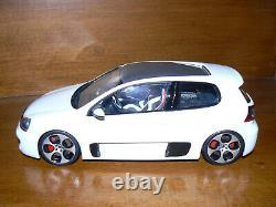Volkswagen Golf 5 Gti W12 650hp 1/18 1 18 118 Otto Ottomobile Ottomodels Boxed