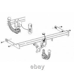 Volkswagen Golf 7 Hitch Including Gtd, Gti And R-line (10/12-06/19) Rdsov