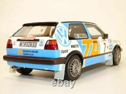 Volkswagen Golf Gti 16s Monte Carlo Rally 1987 1/18