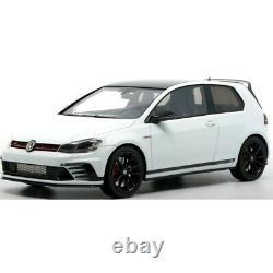 Volkswagen Golf Gti Clubsport S White 1/18 Dna000037 Dna Collectible