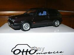 Volkswagen Golf Gti G60 Edition One 1/18 118 Ottomobile Ottomodels Boxed