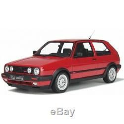 Volkswagen Golf Gti G60 G019 Red 1/12 Ottomobile