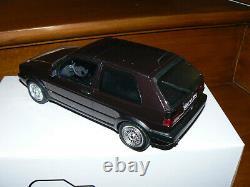 Volkswagen Golf Gti G60 One Edition 1/18 118 Otto Ottomobile Ottomodels Boxed