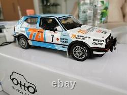 Volkswagen Golf Mk2 Gti 16v Rally Monte Carlo 1987 1/18 Ot852 Otto