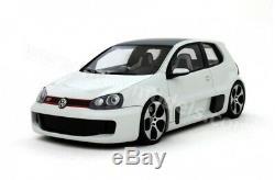 Volkswagen Golf Mk5 Gti W12 650 1/18 Otto Ot109 Canned