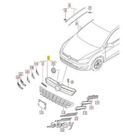 Volkswagen Golf Mk7 Grid Gti 5g0853651ajbtu New Original