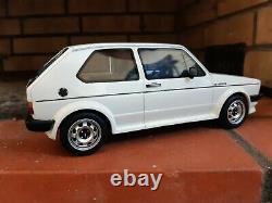 Volkswagen Vw Golf 1 Gti 16v Oettinger Ottomobile Otto Ot 043 In Box Good State