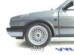 Volkswagen Vw Golf 2 Gti De Norev In 118 Grey New 188442
