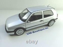 Volkswagen Vw Golf 3 Gti Norev In 118 Silver 188419 20 Years Gti