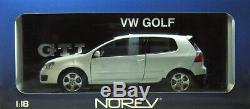 Volkswagen Vw Golf Gti 118 Norev