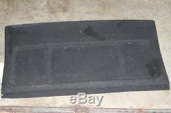 Vw Golf 2 Heckáblage Tablet Black / Gti Rally Edition G60 16v Type 19 Mk2