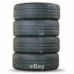 Vw Golf 5 6 7 Gti Gtd 19 Inch Alloy Wheels Rims Summer Tires R Line