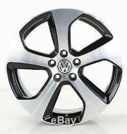 Vw Golf 7 Gtd Gti Alloy Wheels 18 Inch Wheels Game Austin Wheels