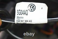 Vw Golf 7 Gti Facelift Beam Cables Xenon Led Abs Epb Kit 5g0927904aq