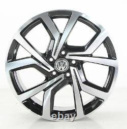 Vw Golf 7 Gti - Gtd Alloy Wheels 19-inch Brescia 5g0601025cl