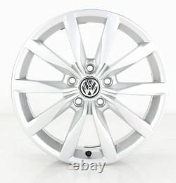 Vw Golf 7 - Gti Gtd Alloy Wheels Dijon 17-inch Rim Game