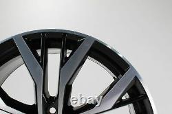 Vw Golf 7 Gti - Gtd Alloy Wheels Santiago 19-inch 5g0601025an