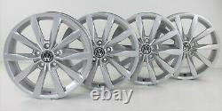 Vw Golf 7 & Gti Gtd Dijon 17 Inch Alloy Wheels 5g0601025k Game