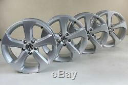 Vw Golf 7 Gti Gtd Rims 17 Wheels Alloy Inch Brooklyn 5g0601025bg