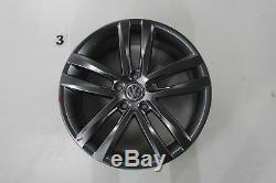 Vw Golf 7 R-line Gtd Gti 18 Inches Wheels Salvador Rims 5g0601025af