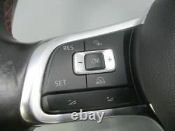 Vw Golf 7 VII 5g1 2.0 Gti Flying 5q0419091 Leather Red Seams