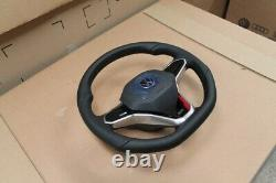 Vw Golf 8 Gti Flying Leather Dsg Multifunction Complete 5h0419089 Fd