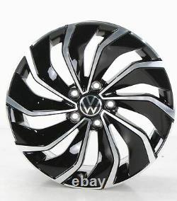 Vw Golf 8 - R-line Gti Gtd Alloy Rims 17-inch Ventura Rims