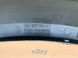 Vw Golf Gti 2 Mk II Expansion Covers Barrel Left Front 191853717c