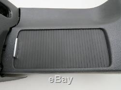Vw Golf Gti 5v Scirocco13 Front Armrest Central Black Original Material