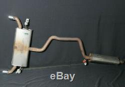 Vw Golf Gti 7 VII 2.0tfsi Exhaust Muffler Exhaust System Esd