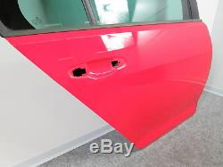 Vw Golf Gti 7 VII Gtd Türer 4-door Rear Right Window Side Red