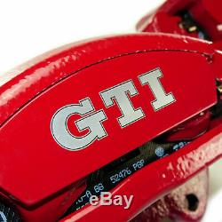 Vw Golf Gti 7 VII Performance Brake Calipers Front 340mm Rear 310x22mm