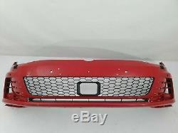 Vw Golf Gti Gtd 7 VII 2012- Front Bumper 5g0807221 6pdc Sra