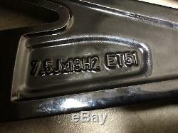 Vw Golf Gti R 7 5g Gtd Tc 5g0 601 025 In Santiago Wheels 7,5j 19 Inches And 51