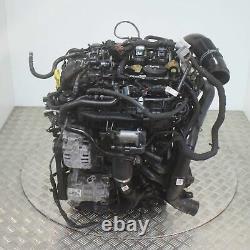 Vw Golf VII 5g1, Bq1, Be1, Be2 2.0 Gti Engine Chha 2.00 Petrol 169kw 2017
