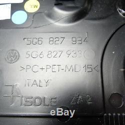 Vw Golf VII 7 Gti Original Spoiler Rear Spoiler 5g6827936a