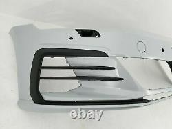 Vw Golf VII Gti Gtd Facelift 2017- Front Bumper Front Bumper